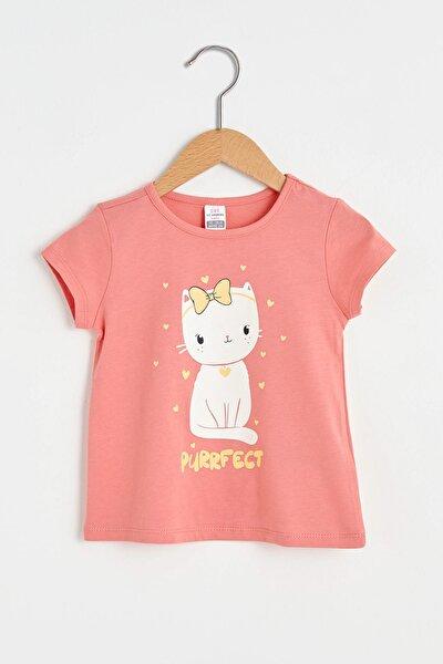 Kız Bebek Mercan Ghj T-Shirt