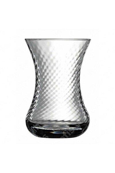 42781 Ince Belli Optikli Çay Bardağı 6 Lı