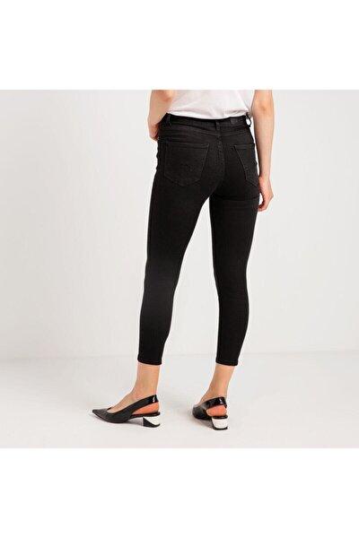 Perfect Shape Kadın Jean Pantolon Siyah