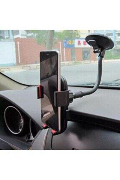 Uzatılabilir Vakumlu Standlı Araba Telefon Tutucu