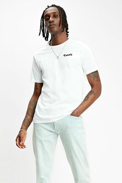 Erkek Graphic Crewneck T-Shirt 22491-0724