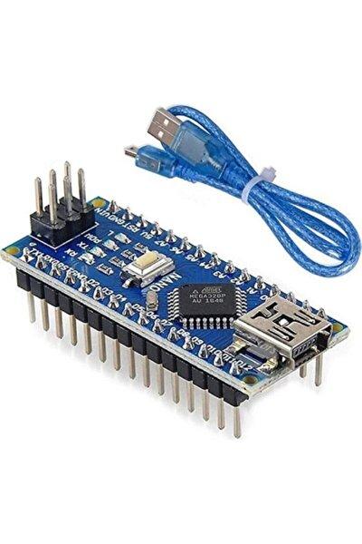 Nano V3.0 R3 Board ch340g Kablo Ile
