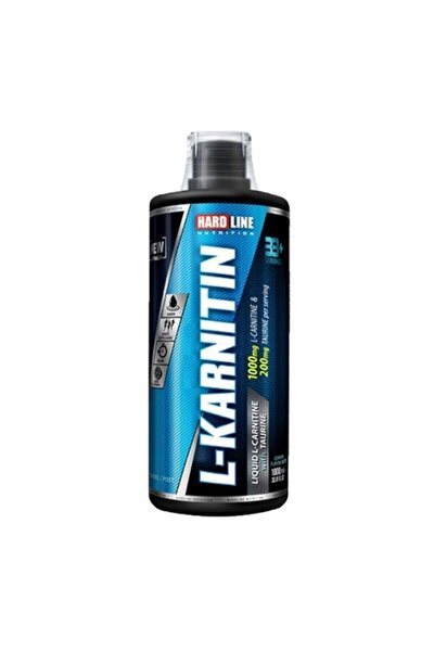 Nutrition L-karnitin Sıvı 1000 ml - Limon Aromalı
