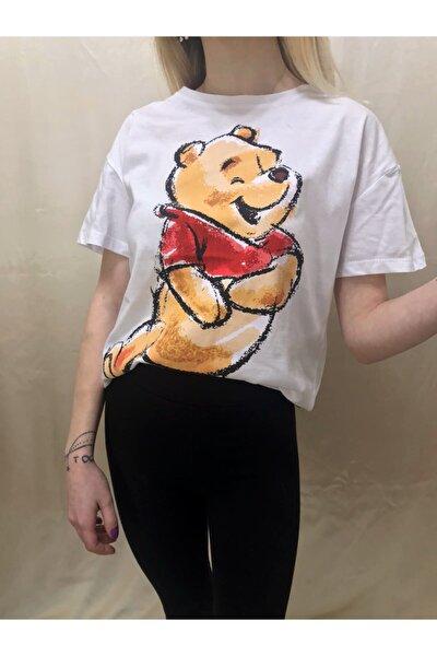 Baskılı Oversize T-shirt