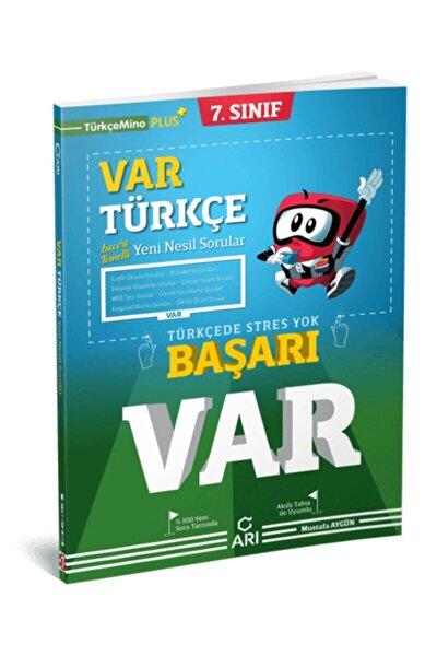 7.sınıf Var Türkçe Soru Bankası Arı Yayınları