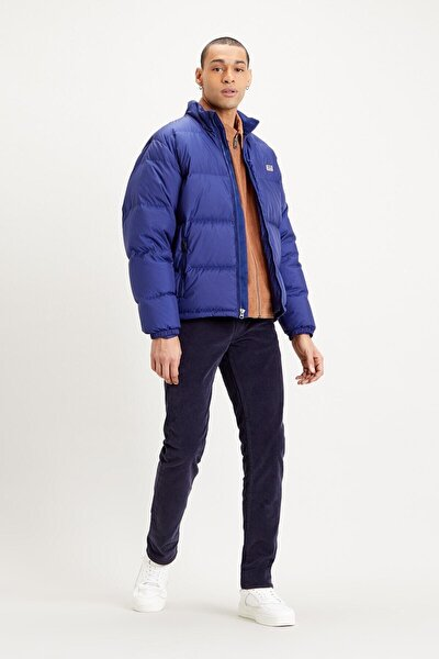 Erkek Mavi Mont -Fıllmore Short Jacket Blueprınt