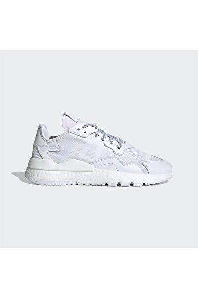 Erkek Beyaz Nite Jogger Günlük Spor Ayakkabı
