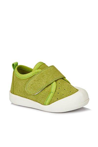 Anka Unisex Ilk Adım Yeşil Günlük Ayakkabı