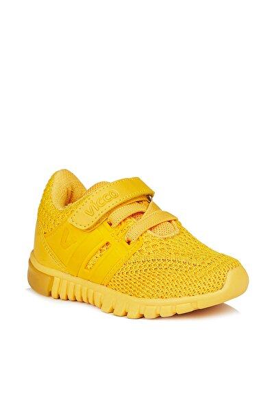 Bebe Ayakkabı Unisex Bebe Sarı Spor Ayakkabı