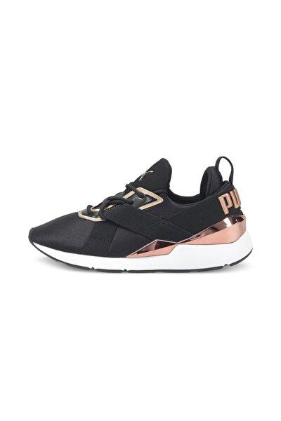 Muse X3 Metallic Wn S A Kadın Günlük Ayakkabı - 37513101