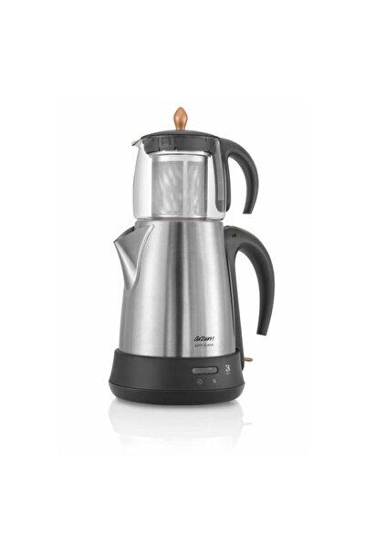 Ar3003 Çaycı Klasik 1650 W Cam Demlikli Çay Makinesi