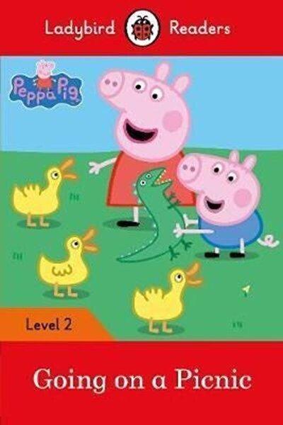 Peppa Pig: Going On A Picnic Ladybird Readers Level 2 Team Ladybird Readers