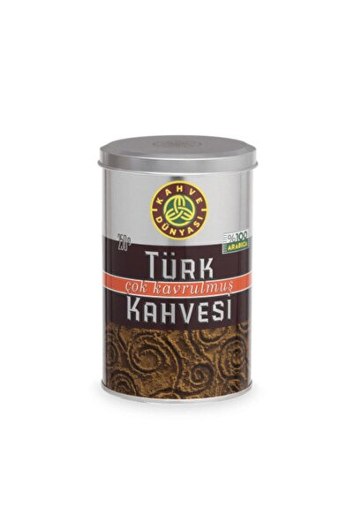 Çok Kavrulmuş Türk Kahvesi 250g
