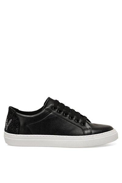 NINNE Siyah Kadın Havuz Taban Sneaker 100582288