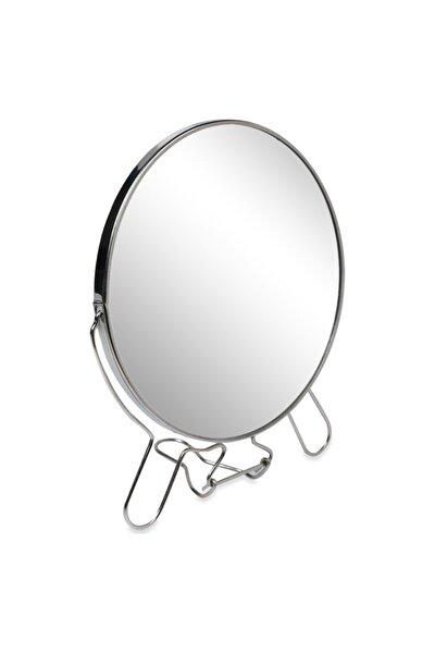 Makyaj Aynası Oval Çift Taraflı Büyüteçli