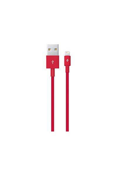 2dk7508k Iphone Uyumlu Kırmızı Şarj Data Kablosu