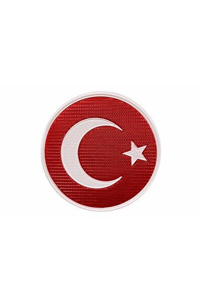 Türk Bayrağı - 3 Boyutlu