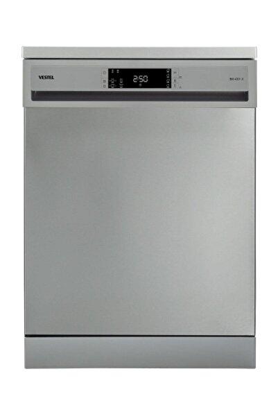 BM 4201 X 4 Programlı Inox Bulaşık Makinesi