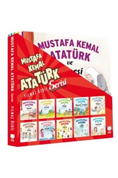 Mustafa Kemal Atatürk Serisi 10 Kitap