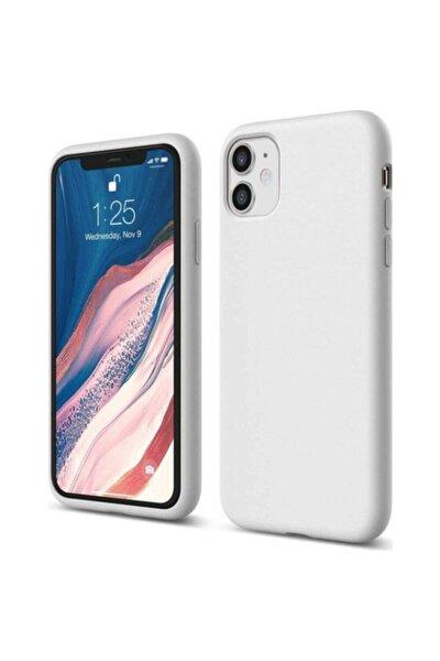 Iphone 11 Uyumlu Lansman Içi Kadife Kaplı Kılıf