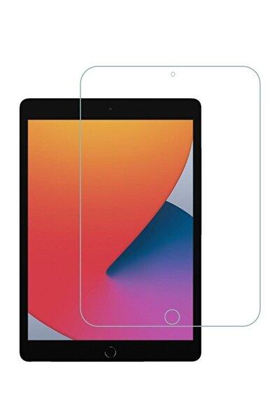 Ipad 8. Nesil Uyumlu 10.2 Inç Uyumlu Tablet Cam Tempered Temperli Kırılmaz Cam Ekran Koruyucu Şeffaf