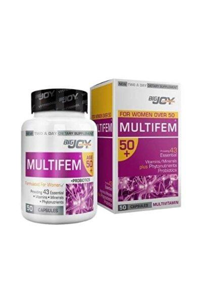 Vitamins Multifem 50+ 50 Kapsül