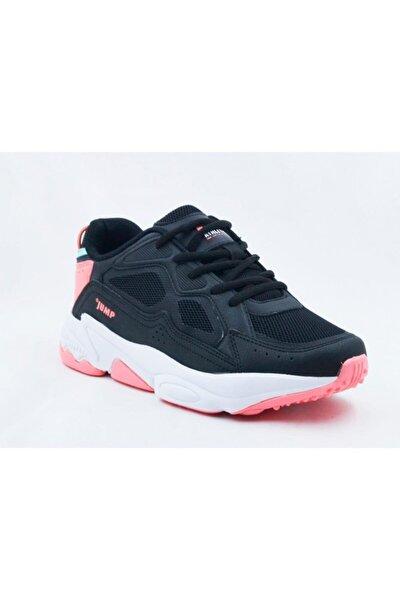 Kadın Siyah Spor Ayakkabı 24711
