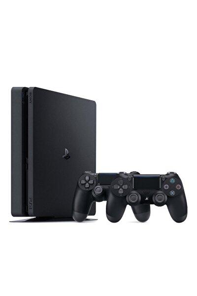 Playstation 4 Slim 500 Gb - Türkçe Menü + 2. Ps4 Kol (Eurasia Garantili)