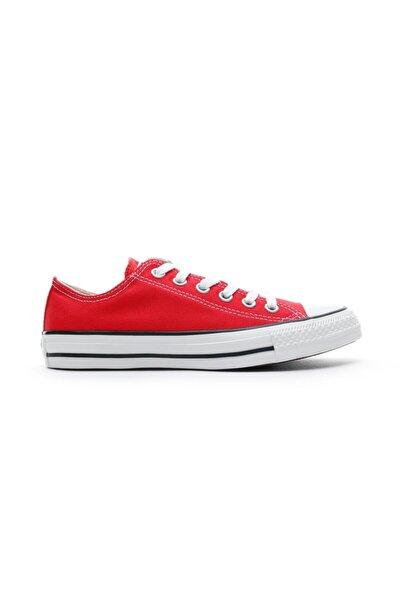 Unisex Kırmızı Chuck Taylor All Star Sneaker