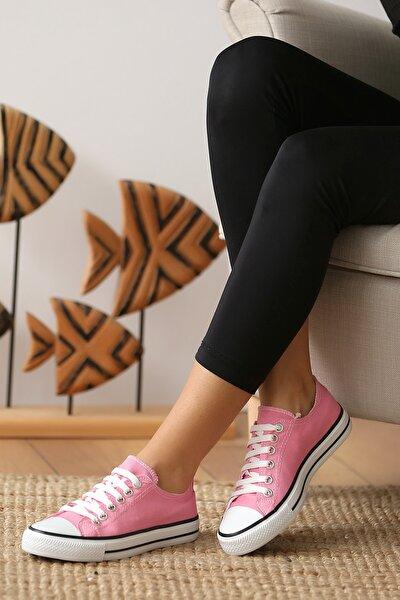 Unisex Pembe Ayakkabı