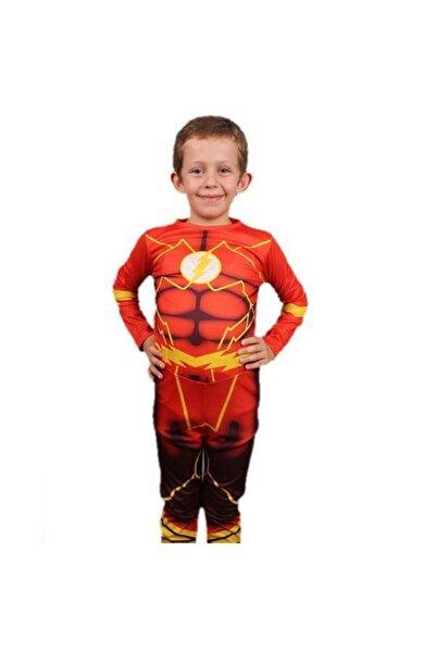 Avengers Karakter Flash Kostümü