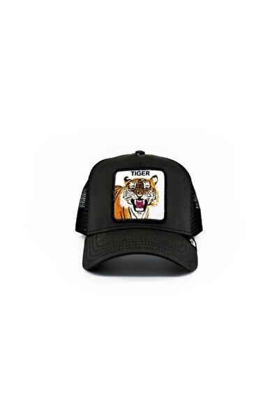 Unisex Siyah Leader Şapka 101-0559