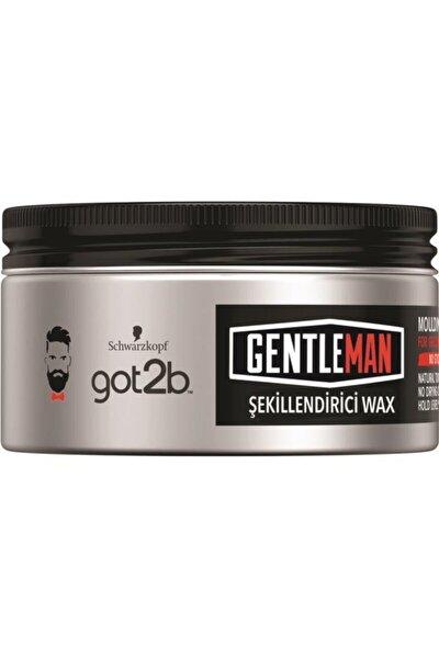 Gentleman Şekillendirici Wax 100 ml
