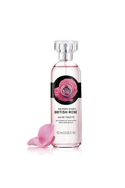 British Rose Eau De Toilette 100 ml 5028197936730