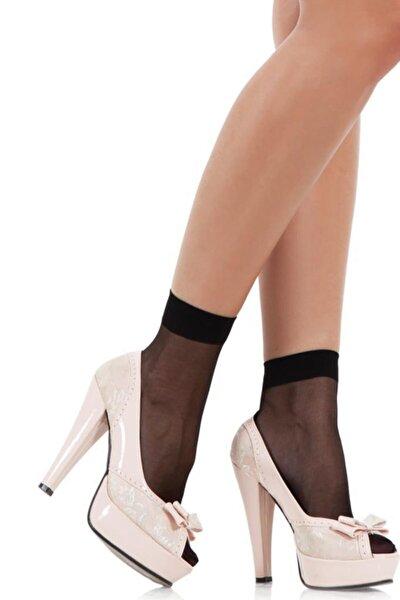 Kadın  Likralı Soket Çorap