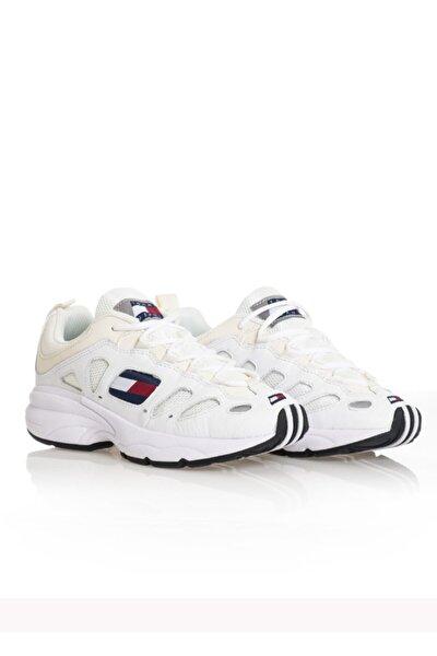 Tommy Jeans Erkek Retro Sneakers Em0em00344 U004909