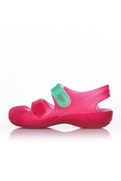 Kız Çocuk Pembe Sandalet 100293827 S10146-Ö14
