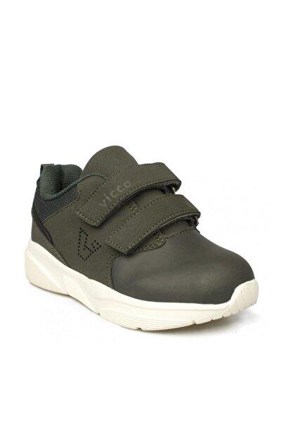 Haki Erkek Çocuk Yürüyüş Ayakkabısı 211 950.P19K202