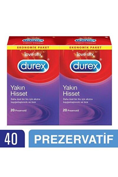 Yakın Hisset Prezervatif, 40'lı Ekonomik Avantaj Paket