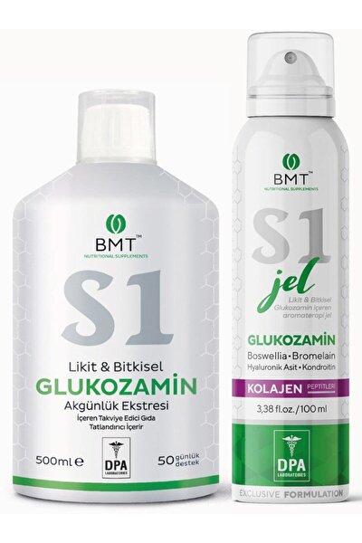 S1 Glukozamin Jel 2'li Set