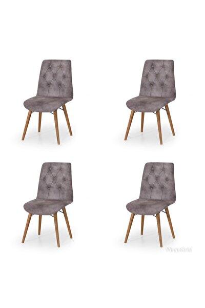 4 Adet Bank Sandalye