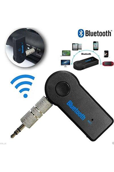 Android ve IOS Uyumlu Bluetooth Aux Araç Kiti Teyp