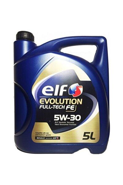 Elf Evolutıon Fulltech Fe 5w30 5 Litre Motor Yağı Dizel