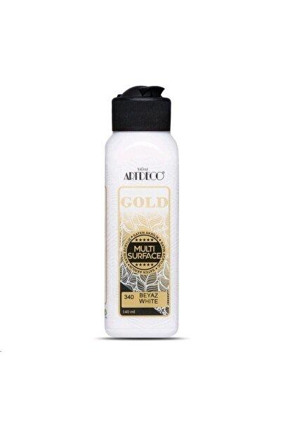 Gold Multi Surface Akrilik Boya 140 ml 340