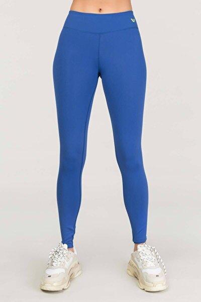 Mavi Kadın Tayt Es-4229