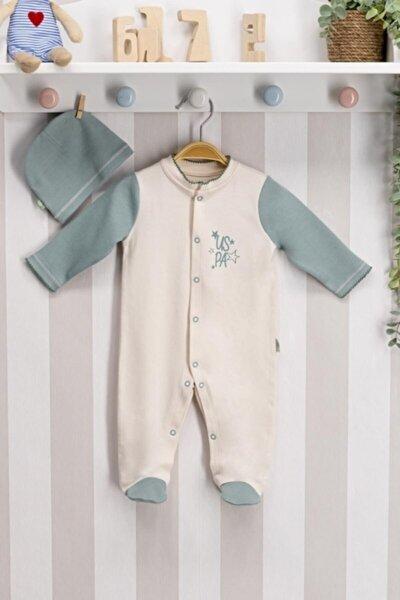 U.s. Polo Assn Lisanslı Bebek Uzun Kol 2'li Patikli Tulum Usb053