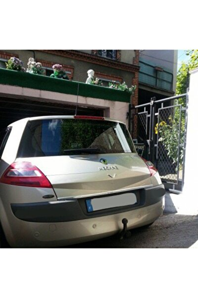 Renault Megane 2 Hb Formlu Bagaj Alt Çıta 2002-2010 Arası P.çelik