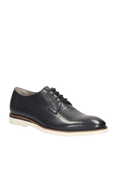 Hakiki Deri Lacivert Erkek Ayakkabı 261142717