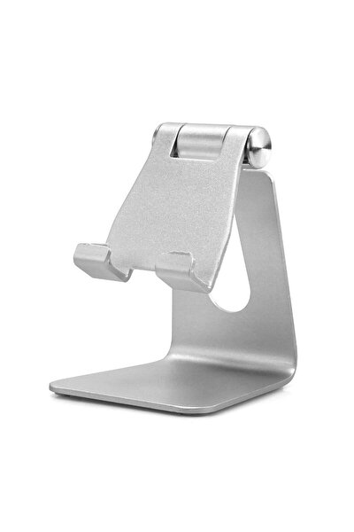 Sec-on Metal Telefon Tablet Stand Masaüstü Ayarlanabilir Dock Standı
