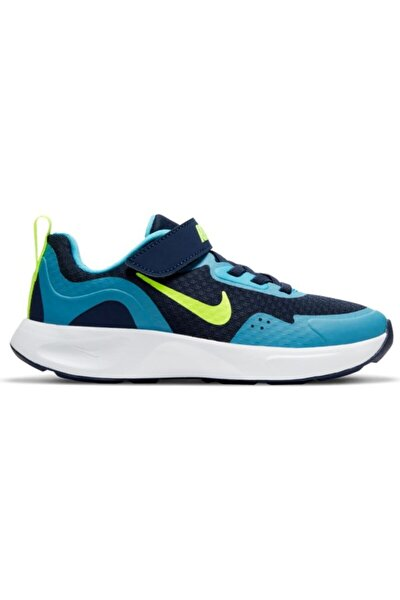 Nıke Wearallday Çocuk Spor Ayakkabı Cj3817-400